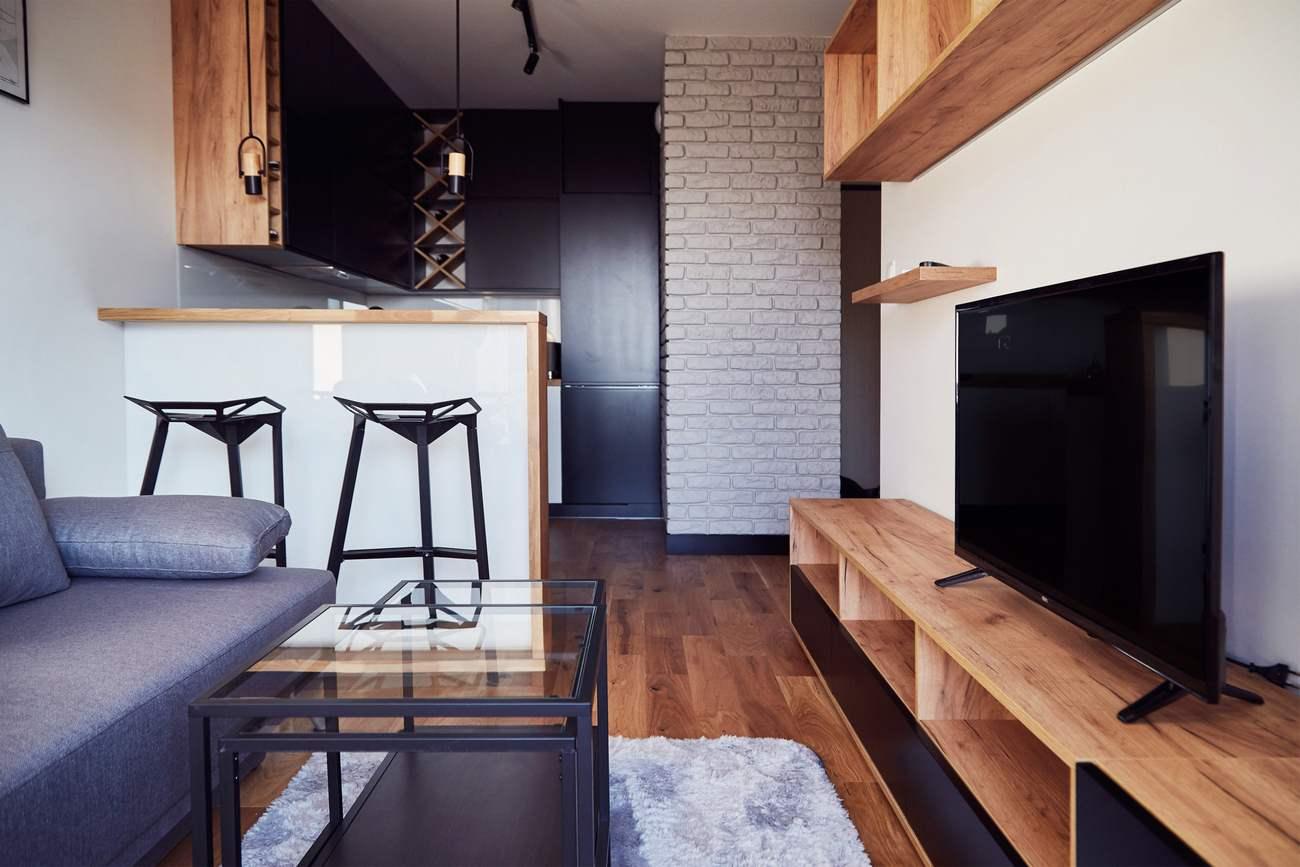 Fotografia wnętrz Rzeszów, Fotograf nieruchomości apartament, mieszkanie na wynajem