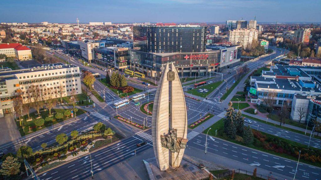 dobre Zdjęcia z drona rzeszów i okolice