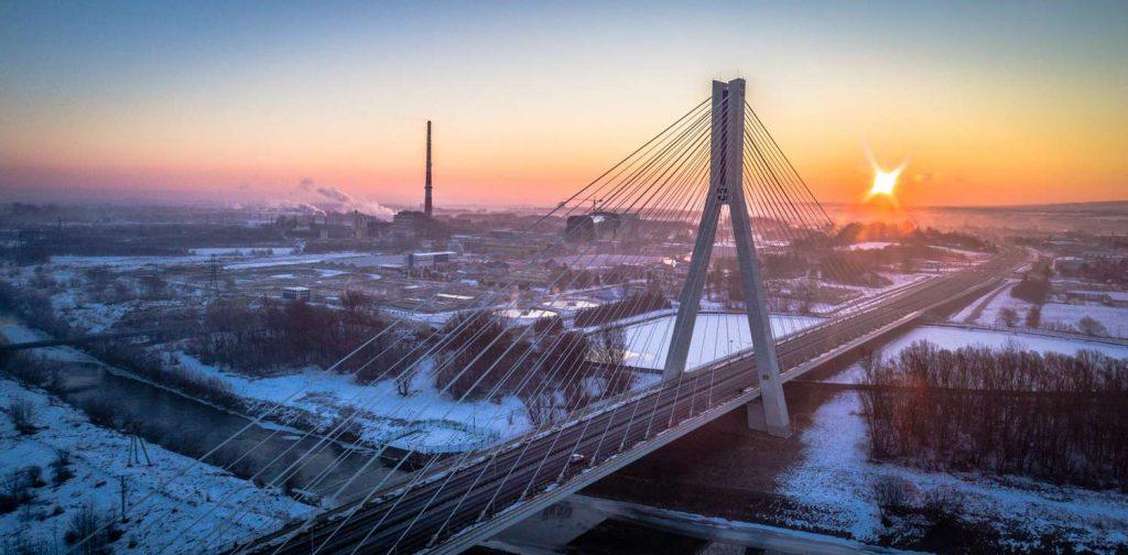 dobre Zdjęcia z drona Kraków i okolice