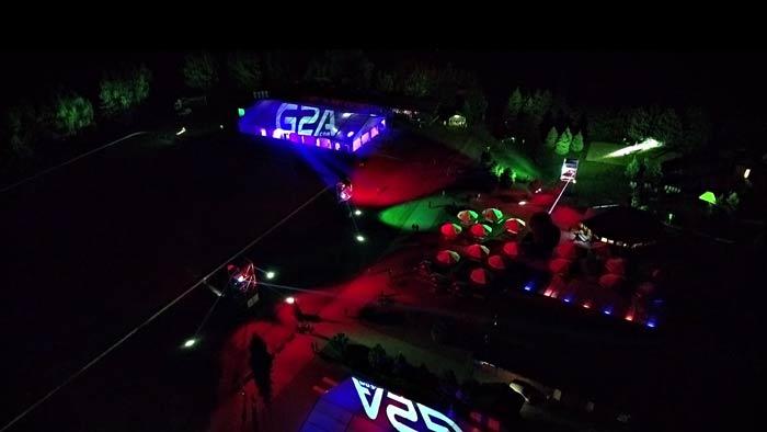 Filmowanie dronem Rzeszów promocja eventu
