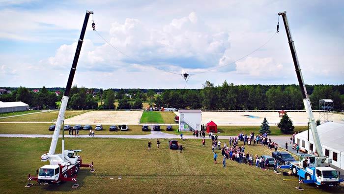 Filmowanie dronem Rzeszów i okolice promocja usługi