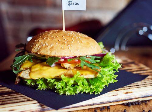fotografia produktowa Wrocław , zdjęcia burgera